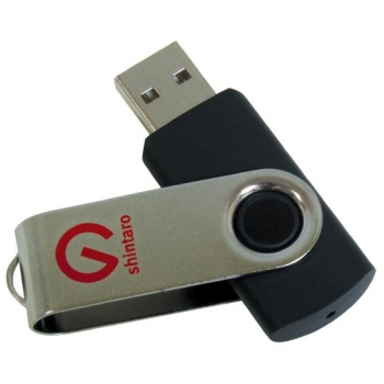 SHINTARO ROTATING POCKET DISK USB 2.0