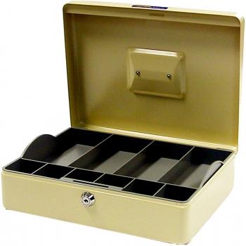 ESSELTE CASH BOX NO.12 BEIGE