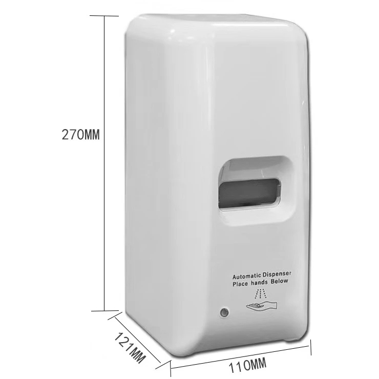 Gusspak Automatic Contactless Touch Free Soap and Hand Sanitising Dispenser Only (Wall Mounted) ** In stock - Available Now **