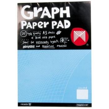 micador graph paper