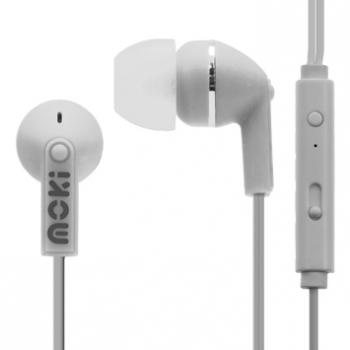 NOISE ISOLATION + MIC EARBUDS