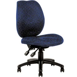 SABINA TYPIST CHAIR MEDIUM BACK